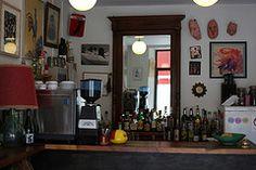 Auberge de Chassignolles   Bar