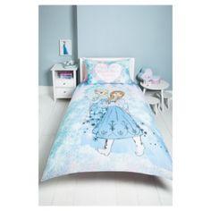Buy Disney Frozen Listen To Your Heart Duvet Set from our Duvet Covers range - Tesco.com