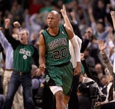 Ray Allen #20 that jersey misses you :(