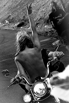 Girl #Bikers