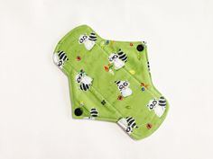 Cotton topped Petite 8 L/R cloth menstrual by LadyDaysClothPads, £4.50  #mamacloth #clothpads @Lady Lady Days Cloth Pads