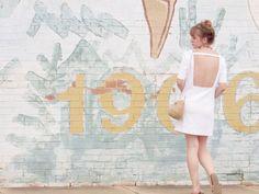 Amy Nicole Studio – My Double Hacked Colette Laurel Shift Dress