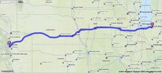 Driving Directions from Granger, Indiana to Westminster, Colorado   MapQuest