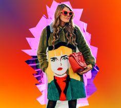 Anna Dello Russo, in Prada. Anna Dello Russo, Prada, Street Style, Fictional Characters, Urban Style, Street Style Fashion, Fantasy Characters, Street Styles, Street Fashion