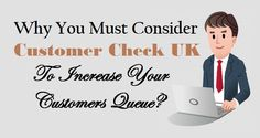 Why You Must Consider Check To Increase Your Customers Queue Company Check, You Must, The Help, Advertising, Marketing, Business, Store, Business Illustration