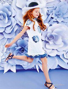 Детская одежда призвана, конечно, в первую очередь радовать детей, а не взрослых. Но кому не хочется, чтобы его ребенок выглядел красиво и модно? Давайте посмотрим на главные тенденции детской моды весна-лето 2016.