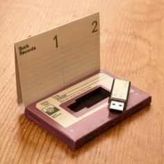 USB Mixtape | 5 Unique Wedding Favors Your Guests Will Rave About | Estate Weddings and Events
