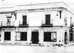 """El antiguo y desaparecido """"Bazar Mascarós"""" #Huelva"""