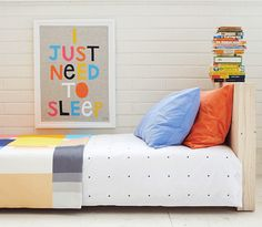 Learn how to choose the perfect bedding for your room in any style. These easy tips can help you choose the best colors for your bedroom and bedding. Small Space Bedroom, Kids Bedroom, Bedroom Decor, Big Girl Rooms, Boy Room, Ideas Habitaciones, Bed Throws, Kid Spaces, Kid Beds