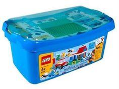 LEGO TUB 6166 ULTIMATE LEGO BUILDING SET