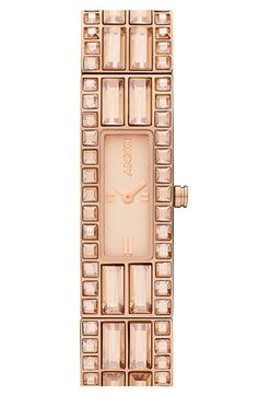 Nice Watch! DKNY Slim Bangle Watch