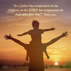 Psalm 119, Psalms, Thy Word, Christian Quotes, Compassion, Fathers Day, Bible Verses, Lord, Children