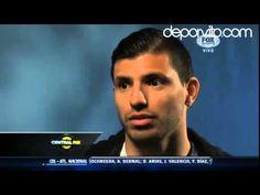 Entrevista especial con Sergio Kun Aguero