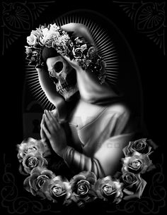 Nuestra Senora de la Santa Muerte (Our Lady of the Holy Death)