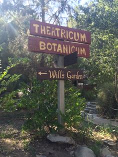Driving through Topanga Canyon to get to the beach is one of my favorite summer outings. I always notice cars parked along the side of the road next to the Will Geer's Theatricum Botanicum. L…