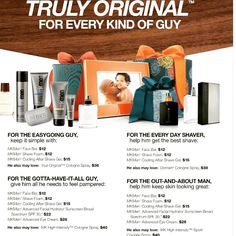 Mk Men Gift Ideas for Every Guy! Mk Men, Best Shave, Shave Gel, Holiday 2014, After Shave, Mary Kay, Cover Photos, Guy, Gifts