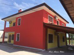 ITALIAN STYLE, EXTERIOR WALL