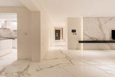Cheongdam paragon Ⅰ (82py) Studio Interior, Apartment Interior, Living Room Interior, Home Interior Design, Marble Interior, Living Room Goals, Luxury Homes Interior, Interior Architecture, Hobby Room