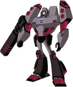 Transformers Animated Megatron