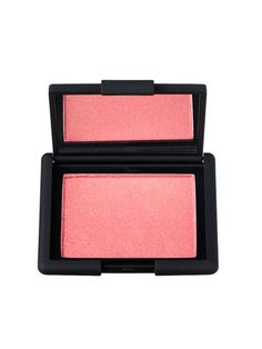 The most universally flattering, can't-go-wrong blush shade? Peach.