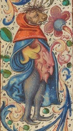 Heures d'Antoine le Bon, duc de Lorraine, exécutées en 1533. Type : manuscript Language : latin