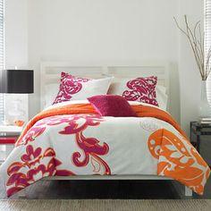 1000 images about kids room on pinterest comforter sets - Red and orange comforter sets ...