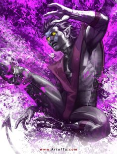 X-MEN: Nightcrawler by Tu Bui on deviantART