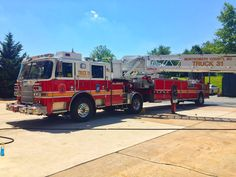 https://flic.kr/s/aHskAzi4pZ | Maintaining Operational Readiness | There is more to a career firefighter's day than responding to emergencies. We also have to maintain our apparatus and equipment to ensure they are ready and will operate when needed the most.   For example, every three months, we complete a detailed maintenance of the ladder on our ladder truck here at Rockville Fire Station 31. This is actually completed on all ladder trucks in the county.  More…