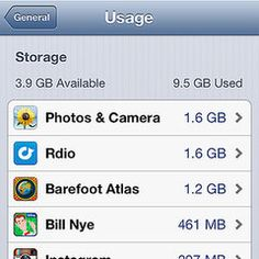 Not Enough Free Space? What to Delete on Your iPhone