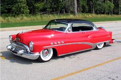 1948 Buick Roadmaster Convertible one of the first cars