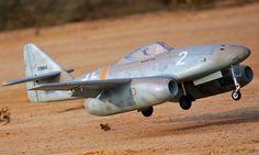 Messerschmitt Me 262 Electric RC Air Plane Airplane ARF Jet RxR
