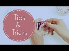 #Tips en #Tricks #sieraden #maken #jewelry: zo gaat je #knoopje niet los - YouTube