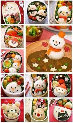 ★ クリスマスのお弁当集 ★|Mai's スマイル*キッチン |Ameba (アメーバ)