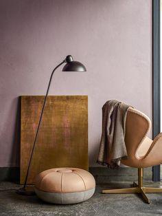Fritz Hansen Objects Pouf   Limited Edition Von Cecilie Manz, 2016    Designermöbel Von Smow