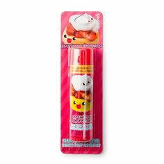 Strawberry Shortcake Flavored Lip Balm | Claire's