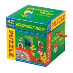 Goodnight moon story props
