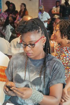 African Naturalistas: Photos from NITC 11 and LAD