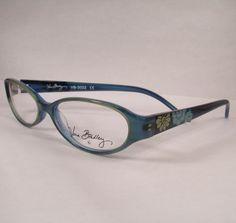 5f848063d2e Vera Bradley 3022 MFB Mod Floral Blue Women Eyeglass Eyewear New Frame  Glasses