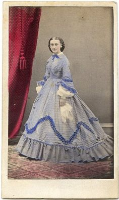 ~ My little old world ~ gardening, home, poetry and everything romantic that makes us dream.: CIVIL WAR FASHION: Clothes (Plaid Dresses and Pago...
