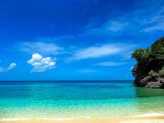 Boracay Shangri-la's private beach...    S100