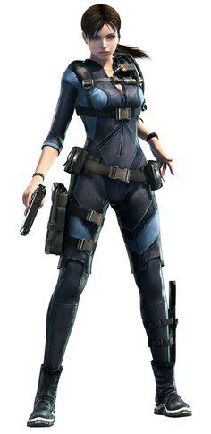 Resident Evil: Revelations - Jill Valentine