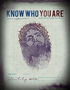 Identity Poster by scolliewag, via Flickr