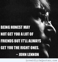 STAY HONEST!  same goes for business....being authentic may bring in fewer clients, but will bring in the right ones...