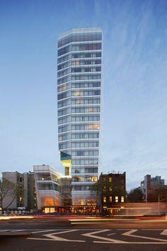East Village é sede de hotel da rede Standard