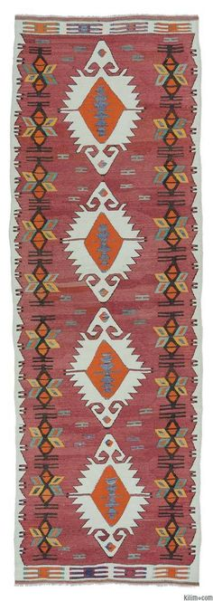 Runner Kilim Rugs   Kilim Rugs, Overdyed Vintage Rugs, Hand-made Turkish Rugs, Patchwork Carpets by Kilim.com