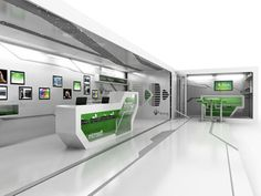 HTC Custom Container - sales area