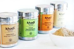Khadi haarverzorging - natural hair powders