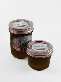 Jalapeño Pepper Jelly 8oz. Jar by UglieAcres on Etsy, $5.00