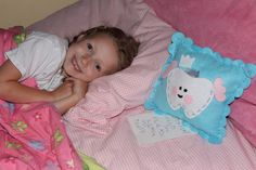 tooth fairy pillow and printables