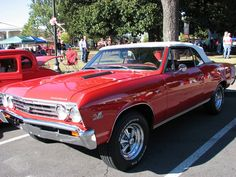 Cars of the Past car show, Covington, GA, October 2, 2011 .  .  .